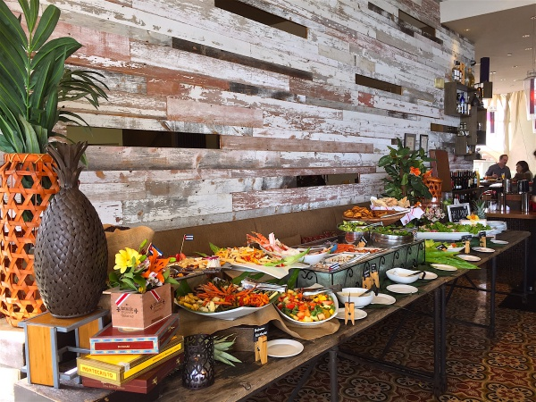 Fuego At Hotel Maya Sets Course For Cuba To Kick Off Monthly Latin Brunch Series Photo Two