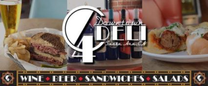 Pint Night Wednesday @ C4 Deli - Santa Ana