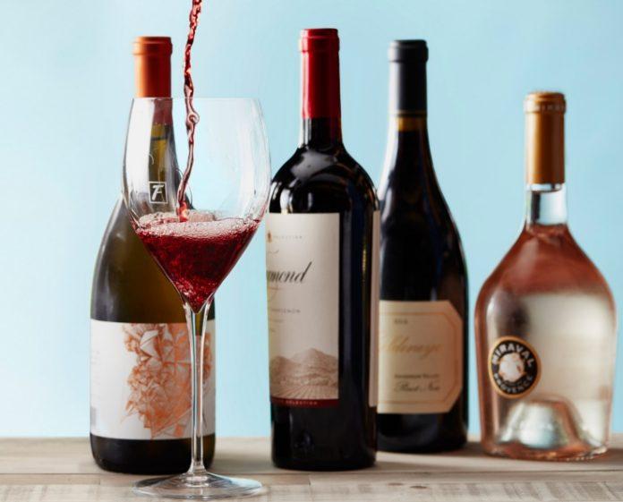 Flemings Wine Tasting