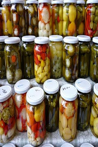Science of Pickling