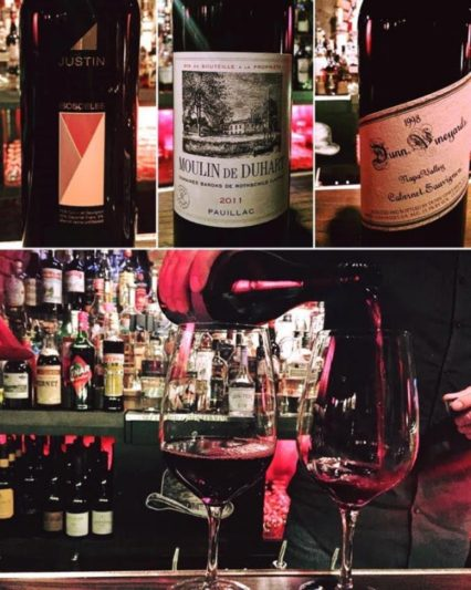 The Cellar Wine Wednesday
