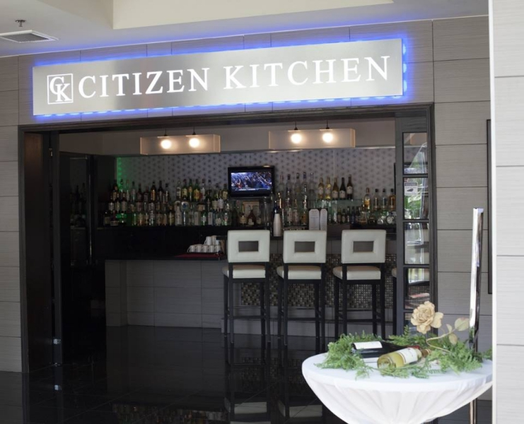 Citizen Kitchen at The Hotel Fullerton – Fullerton