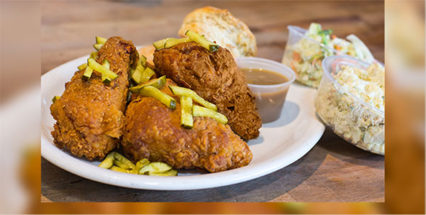 Fried Chicken Fridays @ Working Class Kitchen - Long Beach | Long Beach | California | United States