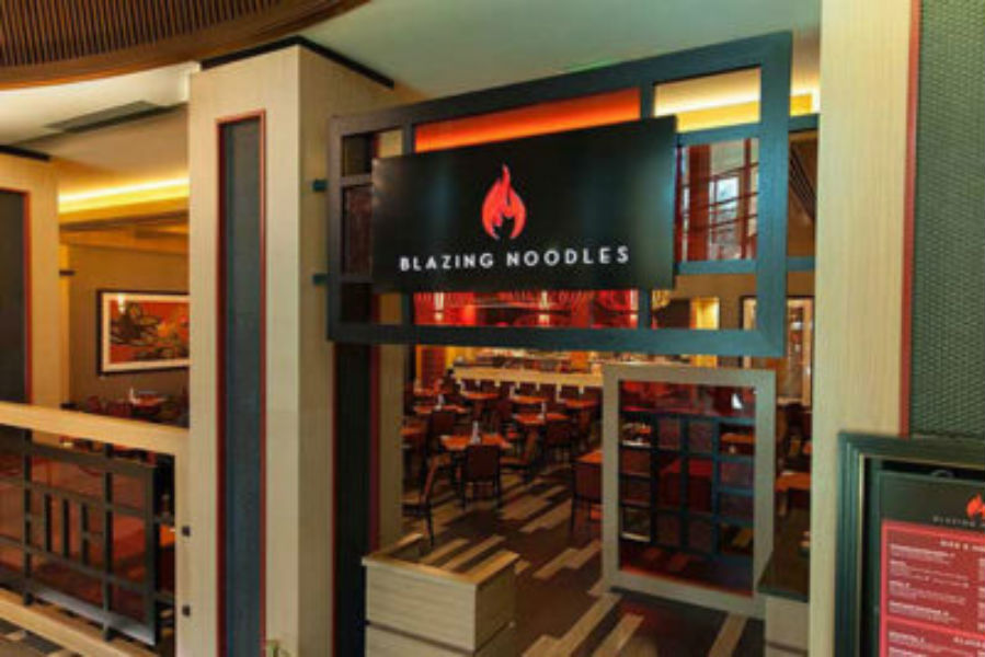 Blazing Noodles at Pechanga Resort & Casino – Temecula