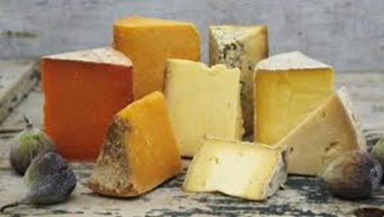 Delius Cheese and Wine Tasting