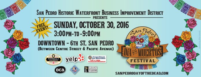 San Pedro Day of the Dead