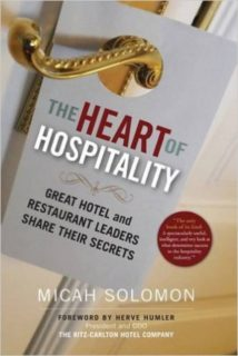 The Heart Of Hospitality By Micah Solomon