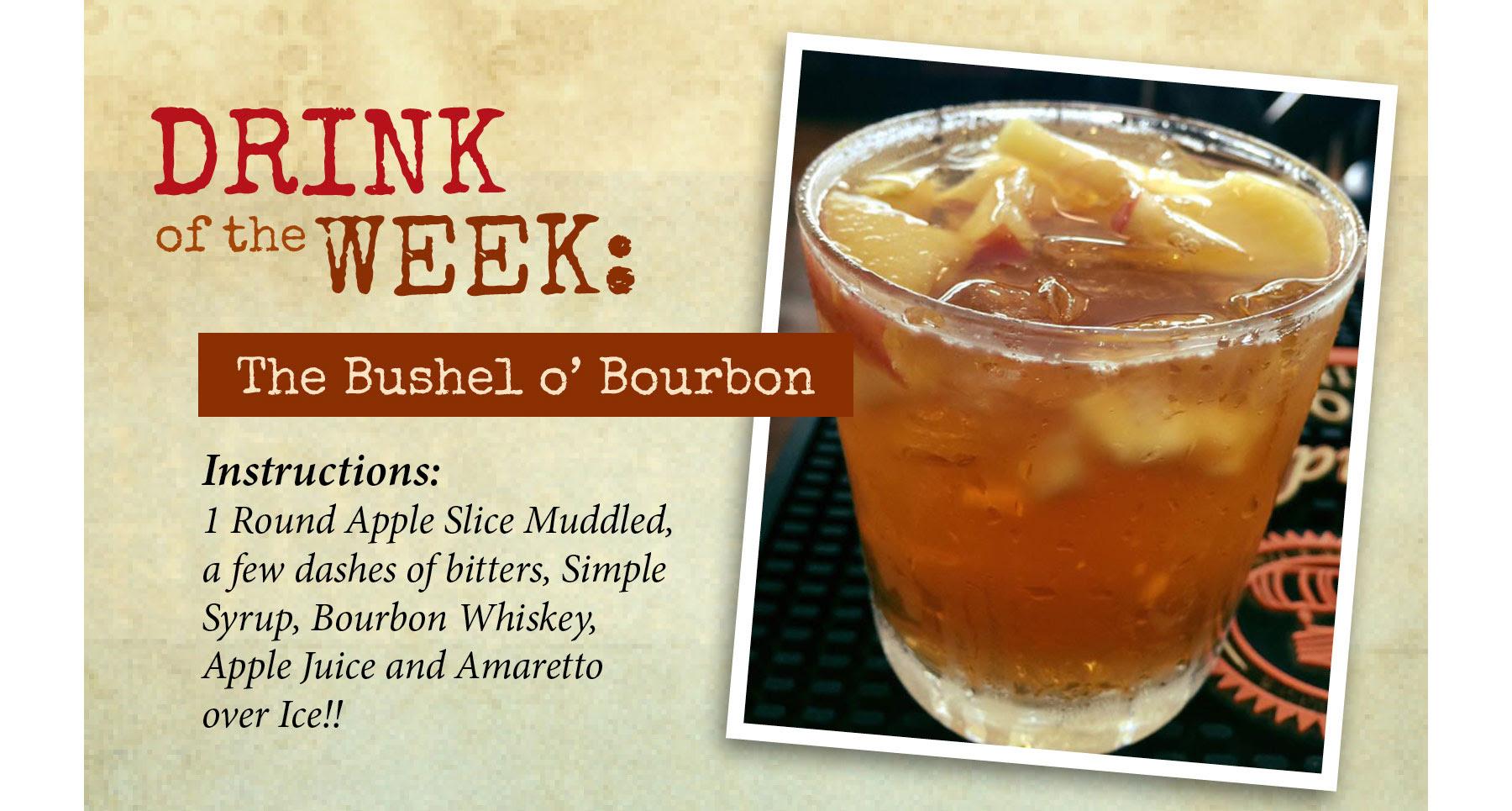 Hangout Bushel o' Bourbon