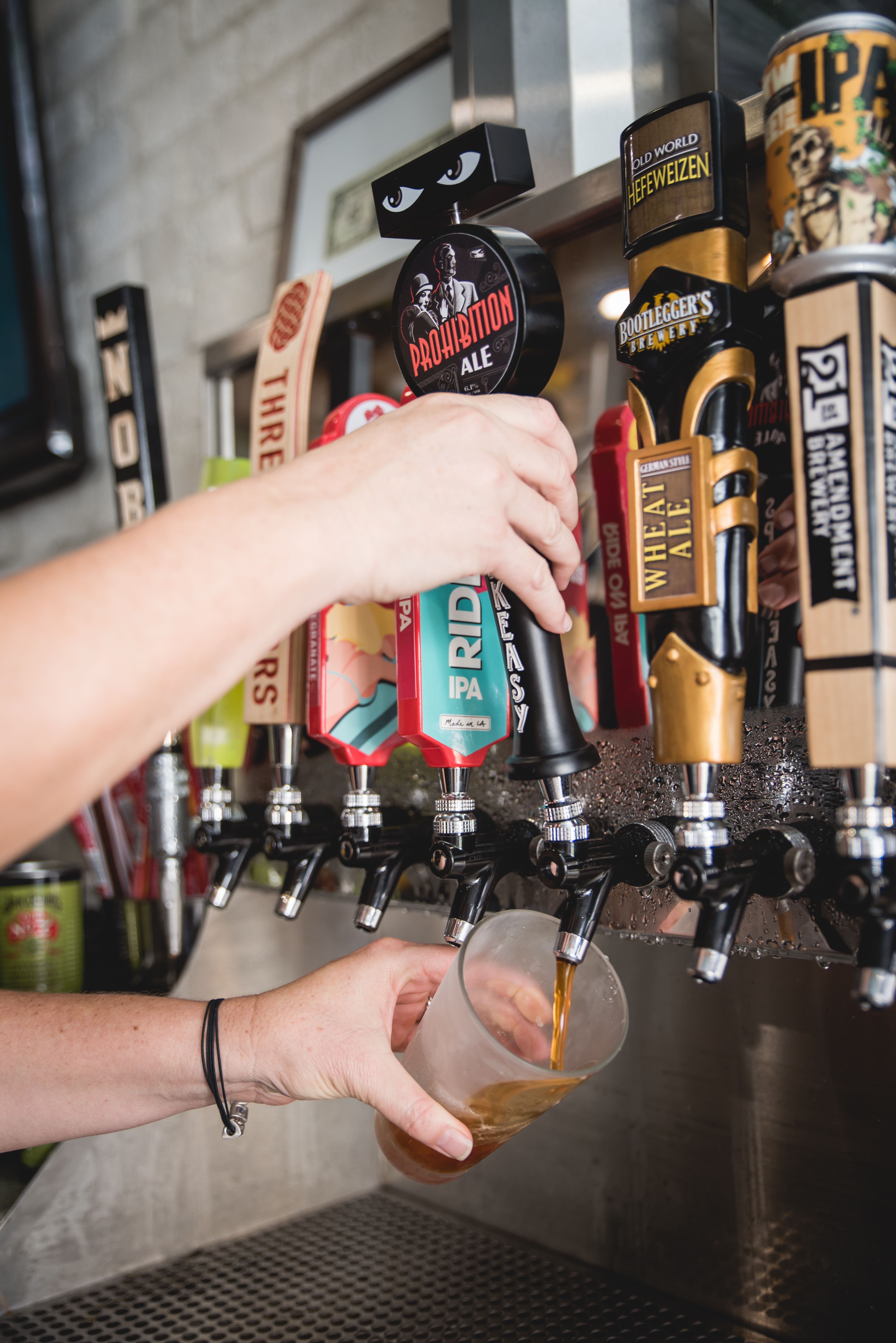 Rockwell Beer Tap