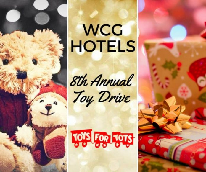 Toys For Tots Wcg Hotels