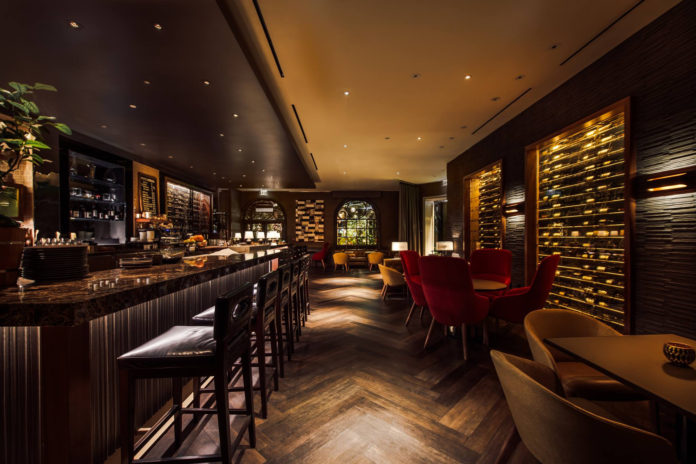 Vintoteca At The Four Seasons Los Angeles In Beverly Hills