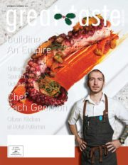Great Taste Magazine 2016 November December Issue