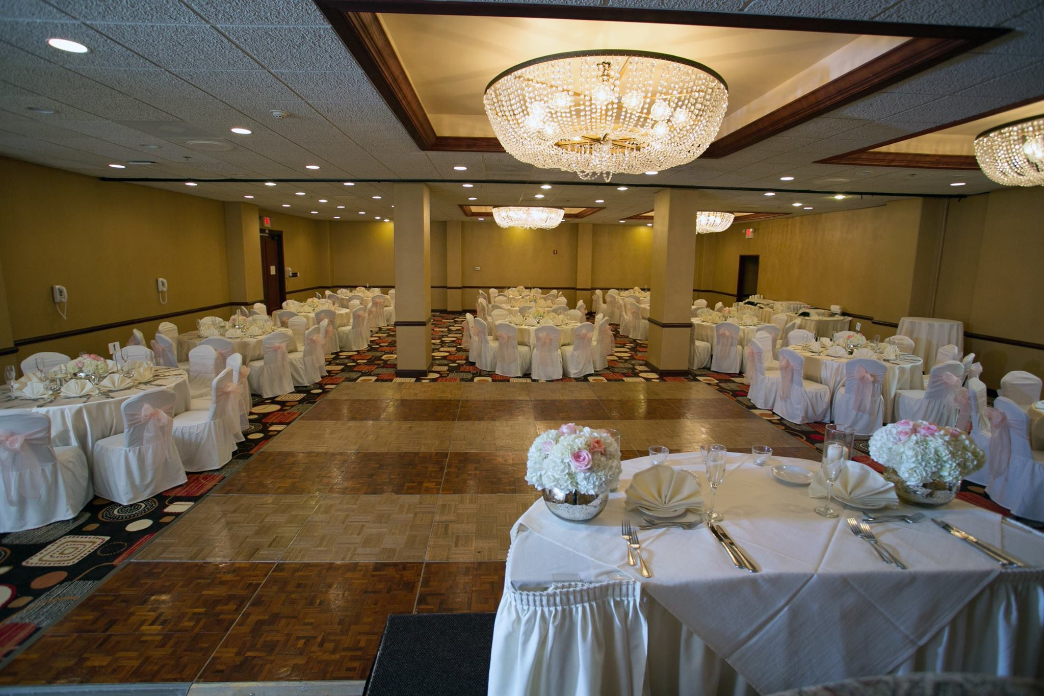 The Hotel Fullerton Event Space