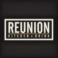 Reunion Kitchen Drink Logo
