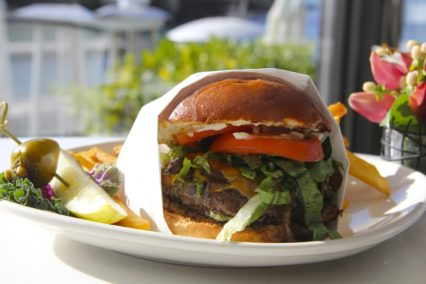 Burger and Beer..or Wine! @ Back Bay Bistro (The) at Newport Dunes - Newport Beach | Newport Beach | California | United States