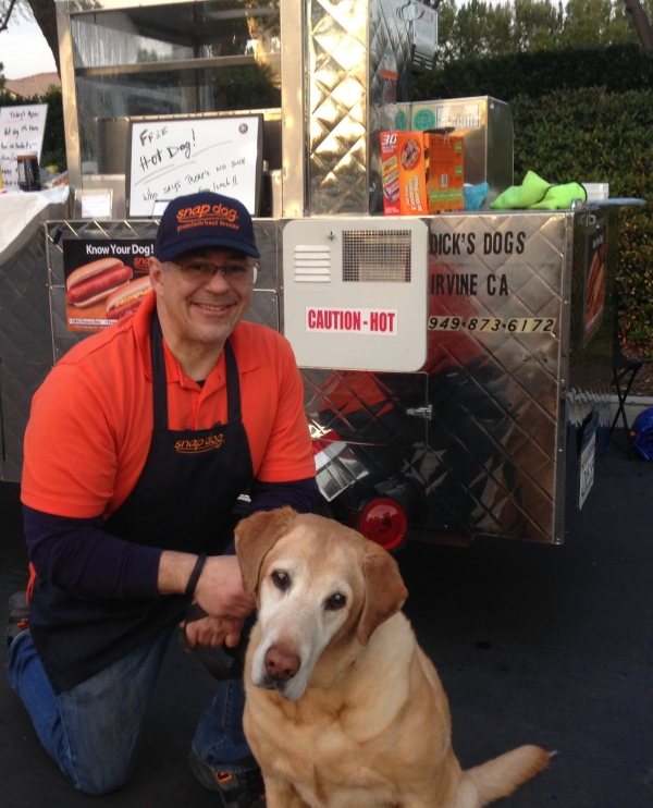 Dick's Dogs – Lake Forest