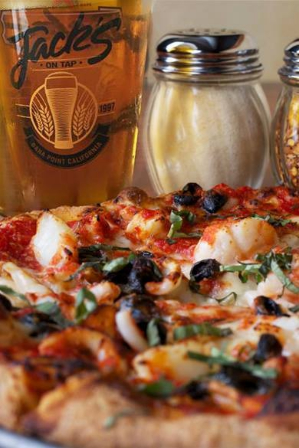 Jack's Restaurant & Bar - Pizza & Beer on Tap