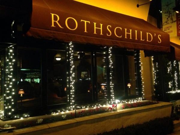 Rothschild's Logo