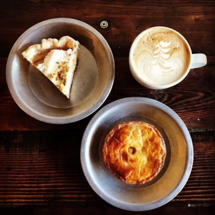 The Pie Hole Pies And Coffee
