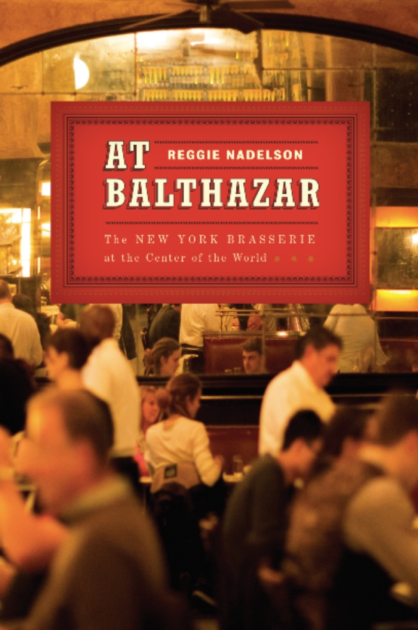 Books At Balthazar