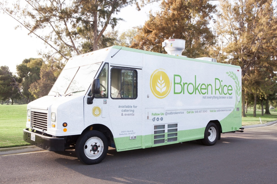 Broken Rice Food Truck