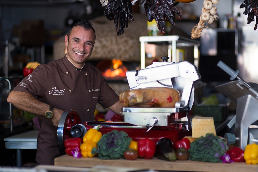 Chef Alessandro Pirozzi - Salerno's Ristorante