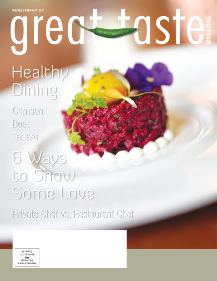 Great Taste Magazine 2017 January February Issue