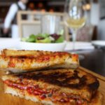National Grilled Cheese Month At The Loft