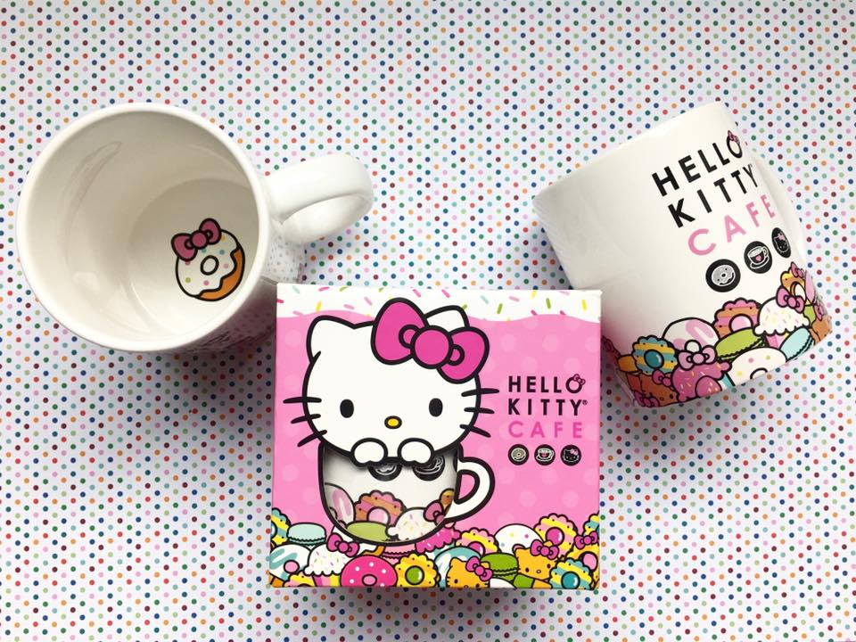 Hello Kitty Cafe Mugs