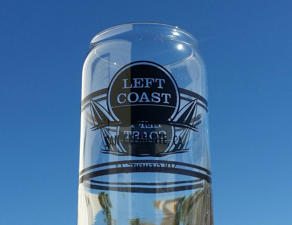 Left Coast Brewing Co Micro Brew Festival