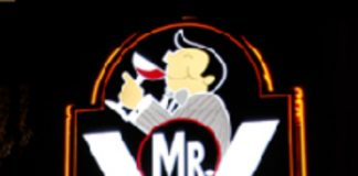 Mr V's Bar & Grill Logo