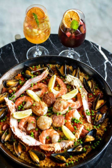 Paella & Sangria Wednesdays @ AVEO Table + Bar at Monarch Beach Resort - Dana Point