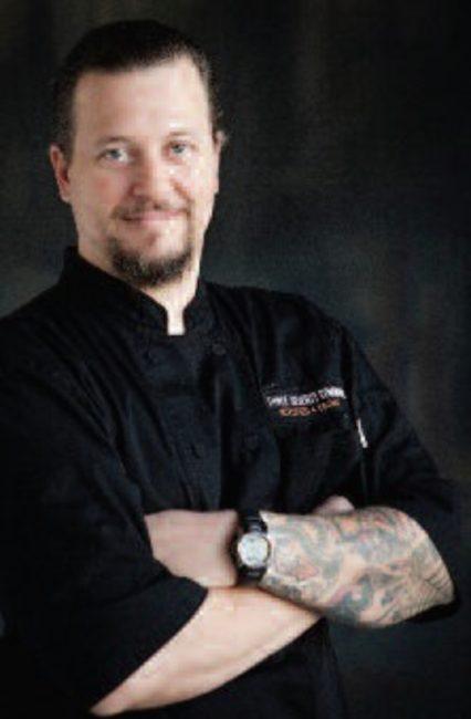 Chef Ryan Adams