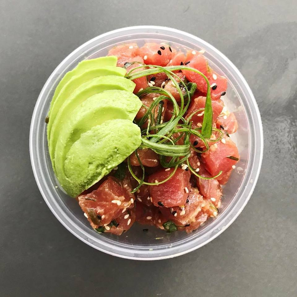 Coast Fishing Company Poke