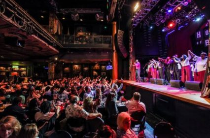 House Of Blues Anaheim Gospel Brunch
