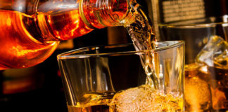 BOURBON AND BEEF DINNER Whisky Banner 4