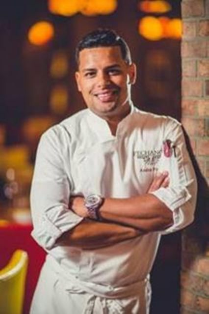 Chef Andre Pinto