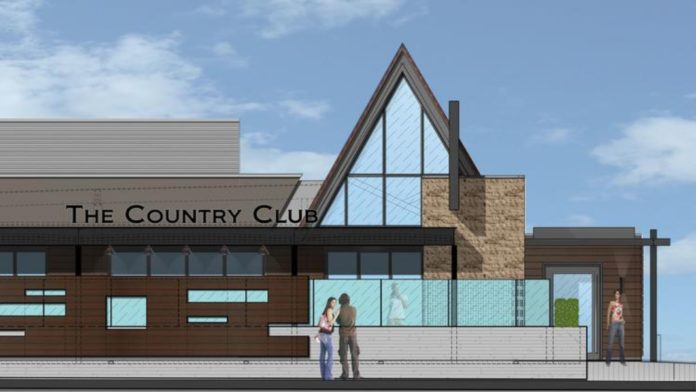 Country Club Design