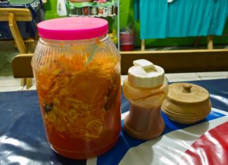 West Coast Packing Fermented Cortido Recipe