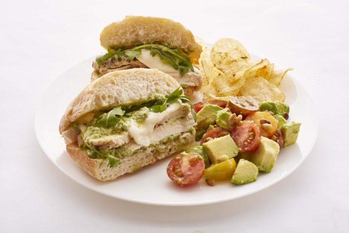 Lemonade Sandwich