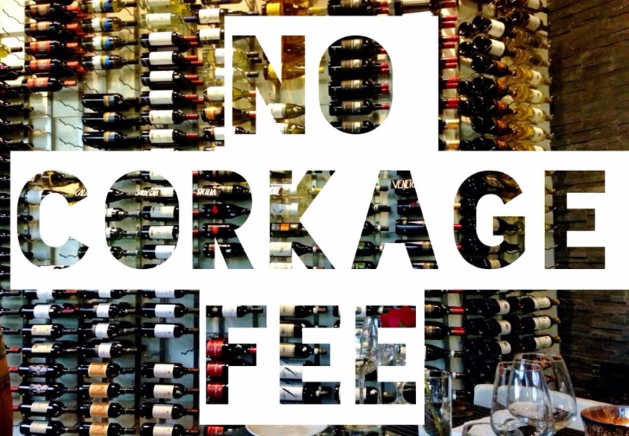 No Corkage Nights Great Taste Events