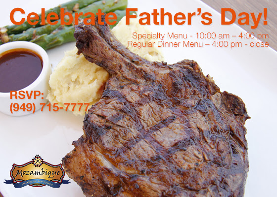 all-day celebration for Father's Day