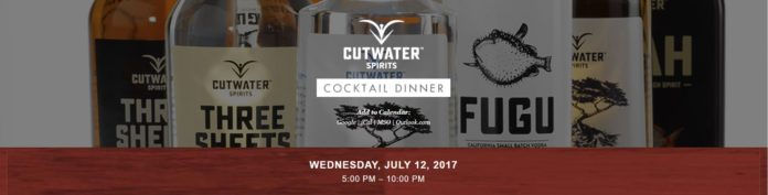Experience The Innovative Flavors Of Cutwater