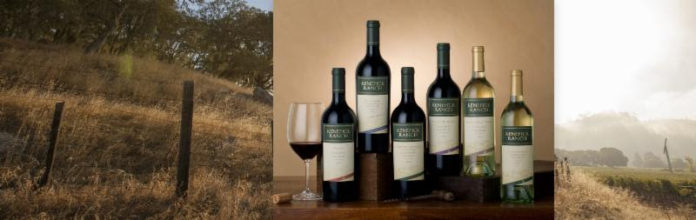 Wine dinner this Friday - Kenefick Ranch