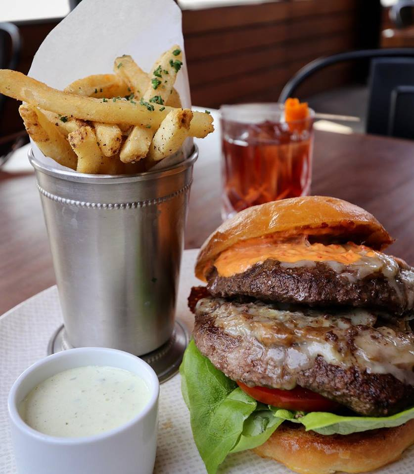 The Country Club Burger