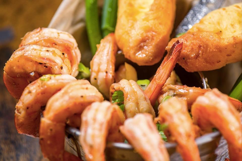 Grasslands Shrimp