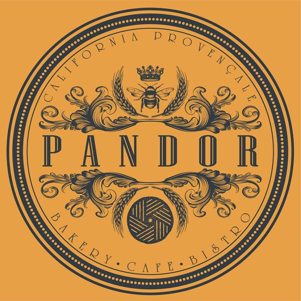 Pandor Artisan Bakery and Cafe Logo