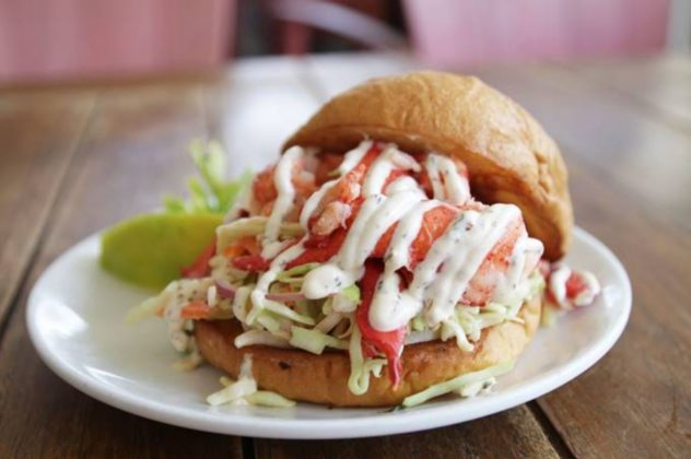 Ways & Means Lobster Roll