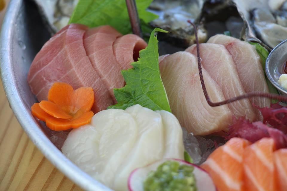 Big Catch Sashimi