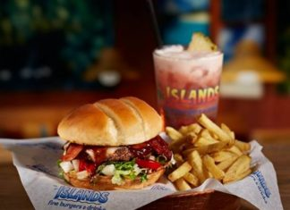 Islands Burger And Drink